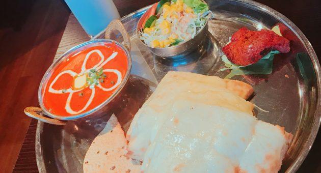 コクのあるカレーと濃厚チーズナンがたまらない♡本格インド&ネパール料理を堪能できる「THAMEL BAZZAAR」
