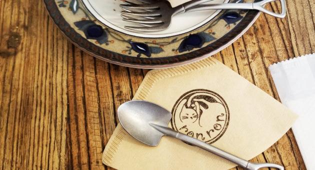 お洒落な空間と美味しい手作りメニュー。心満たされる『cafe ronron』2